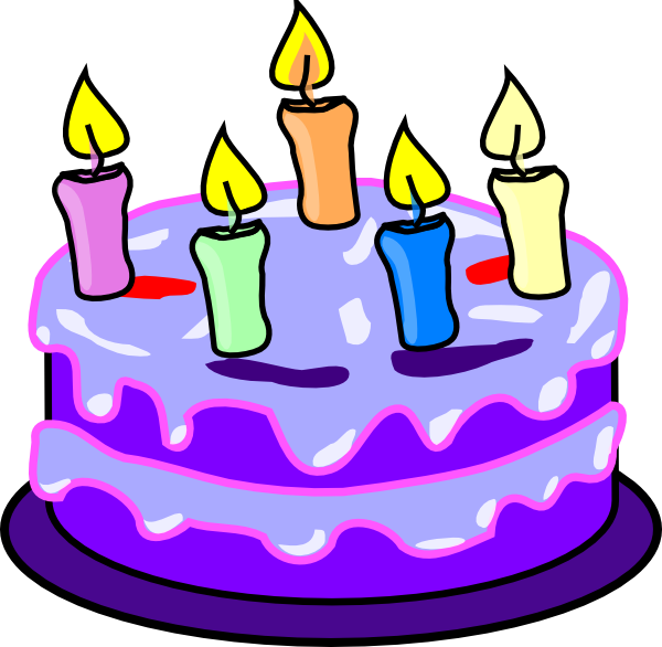 Cartoon Birthday Cake Images - ClipArt Best