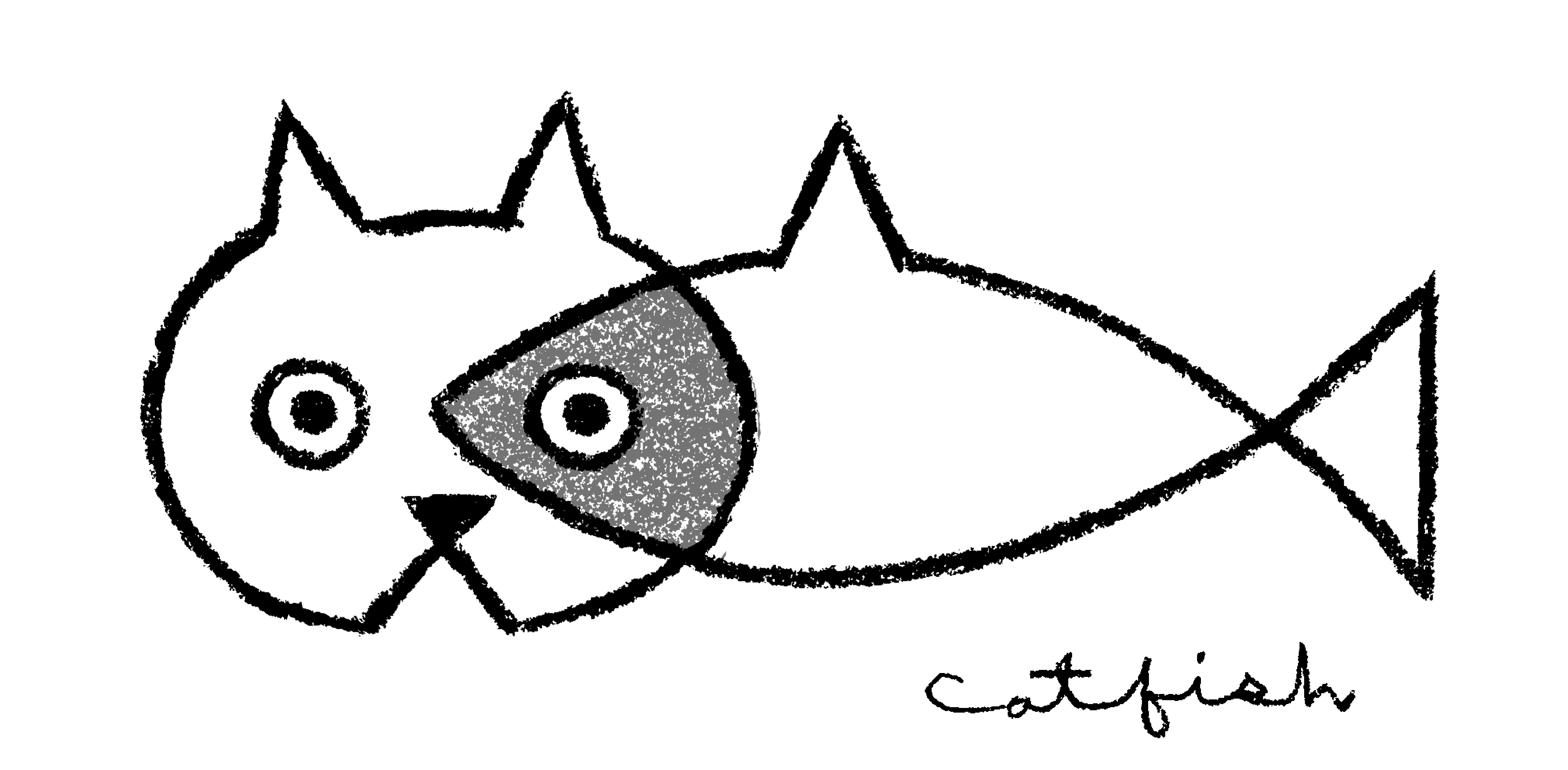 Catfish Drawing