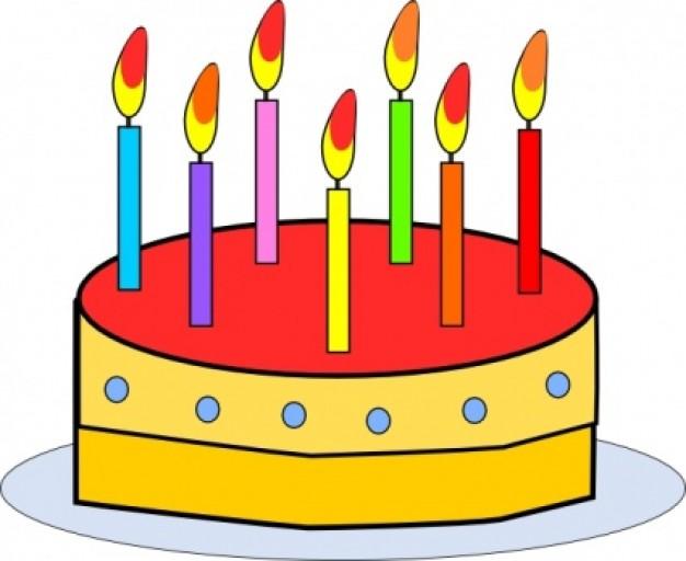 Clipart Cumpleaños Feliz