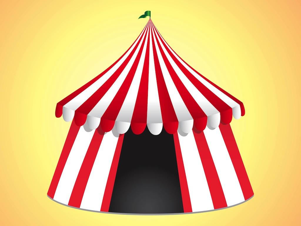 Circus Tent Clip Art Cliparts Co