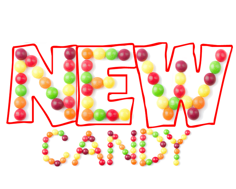 New Candy Items
