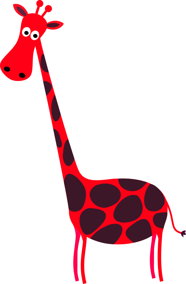 Giraffe Pictures Clip Art - Cliparts.co