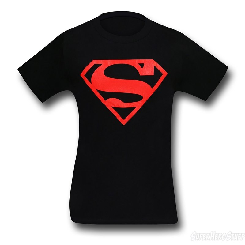 Superman T-Shirts - Symbols and Logos