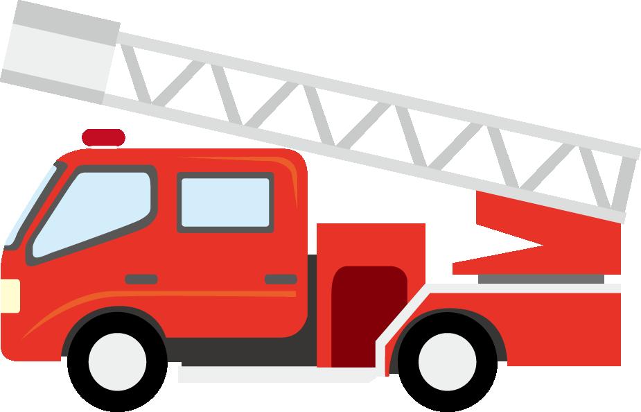 Fire Truck Clip Art