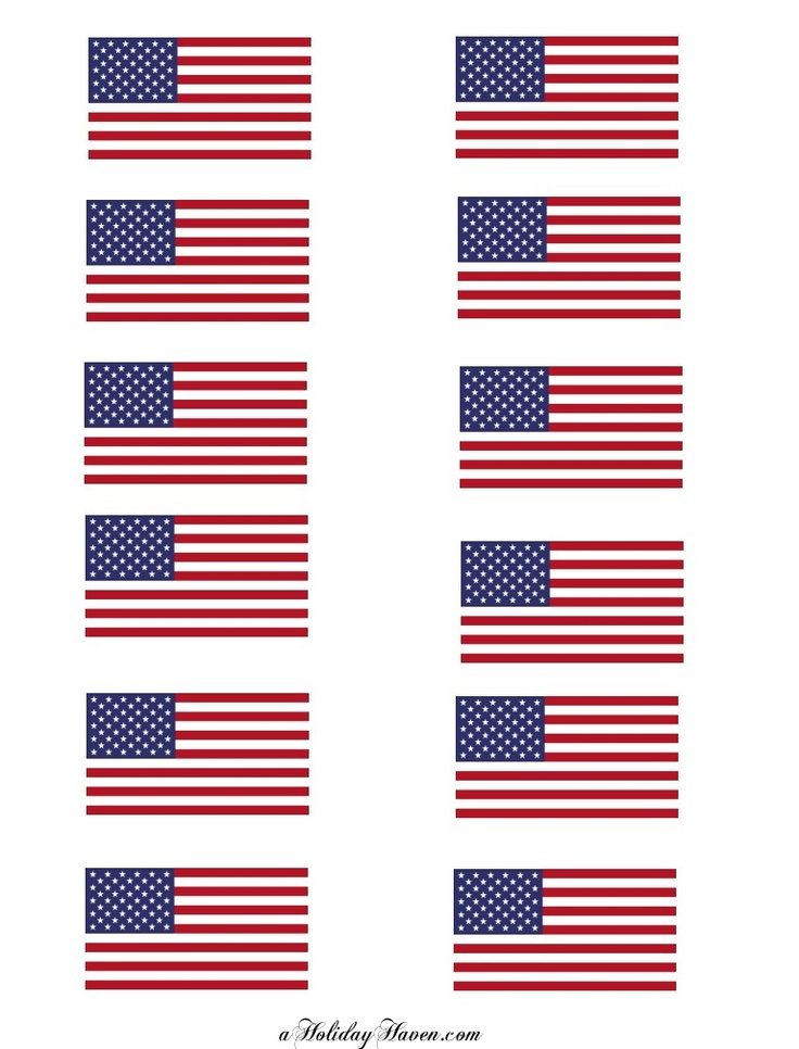 photograph relating to Printable Flags titled Absolutely free Printable Flags  Cost-free Printables