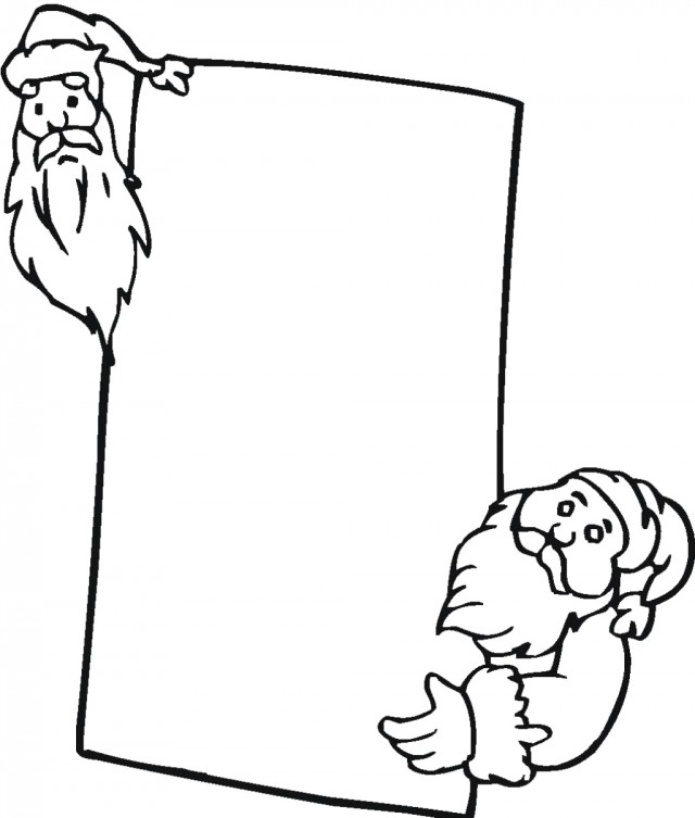 santa in a car images coloring pages | Christmas Sleigh Pictures - Cliparts.co