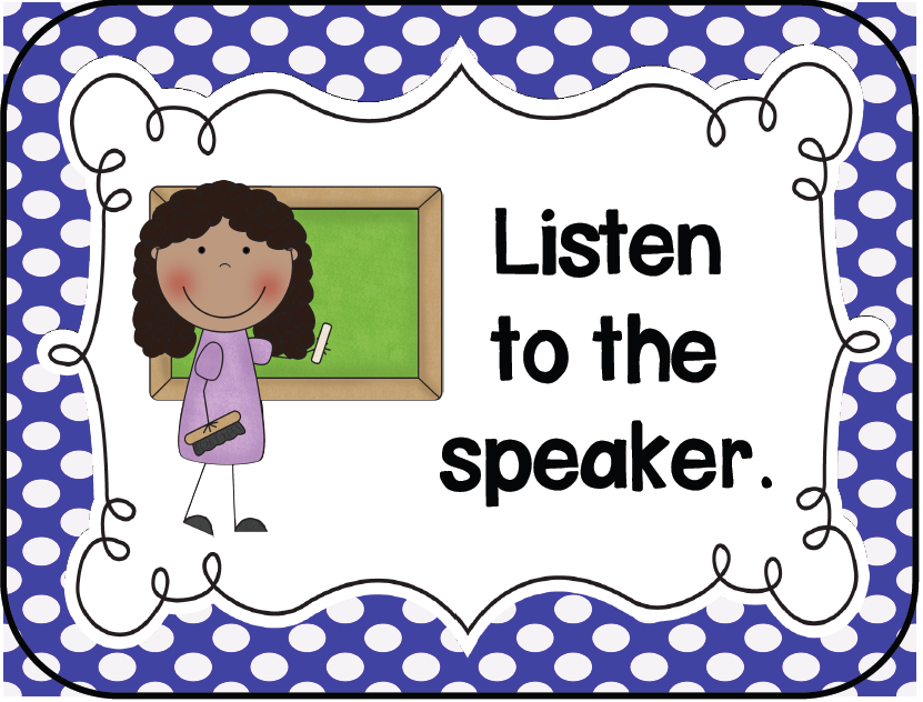 Classroom Procedures Clipart Images & Pictures - Becuo