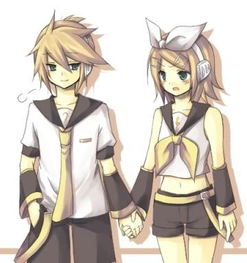 Anime Couples Holding Hands