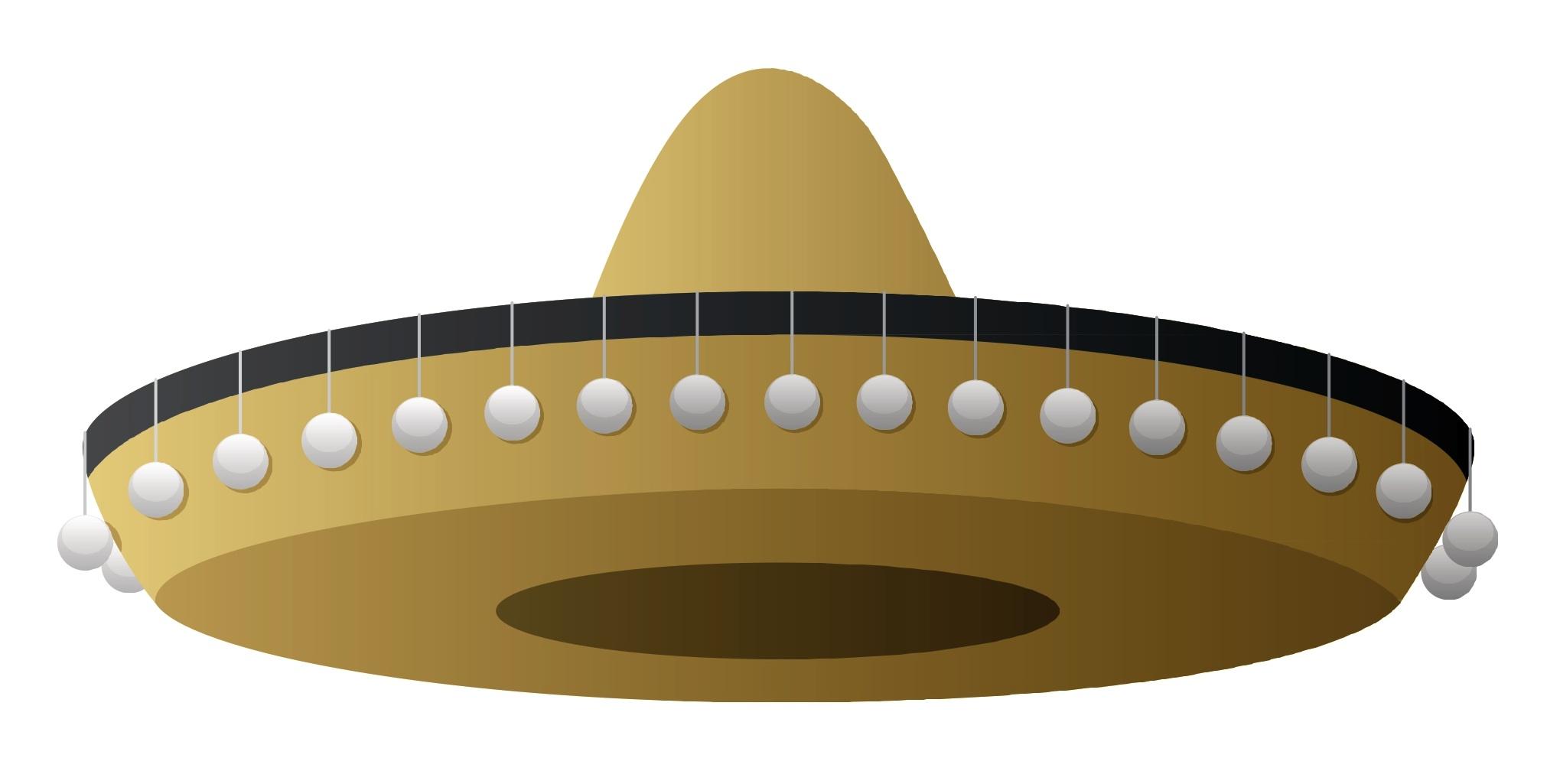 clip art mexican hat - photo #22