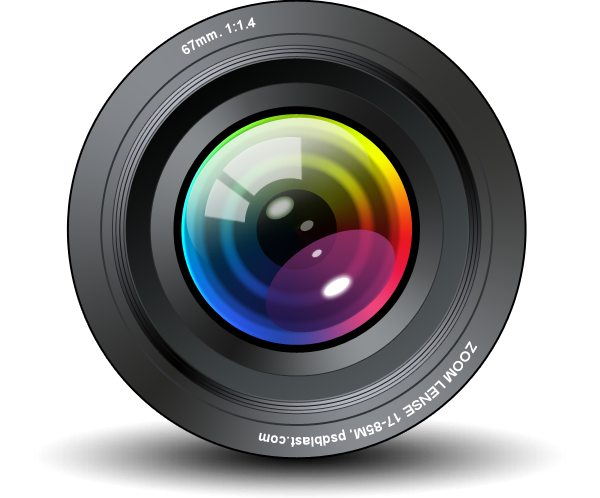 Image gallery for : photography camera lens png