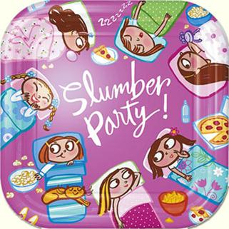 Slumber Party Invitation! | Norfolk Homes