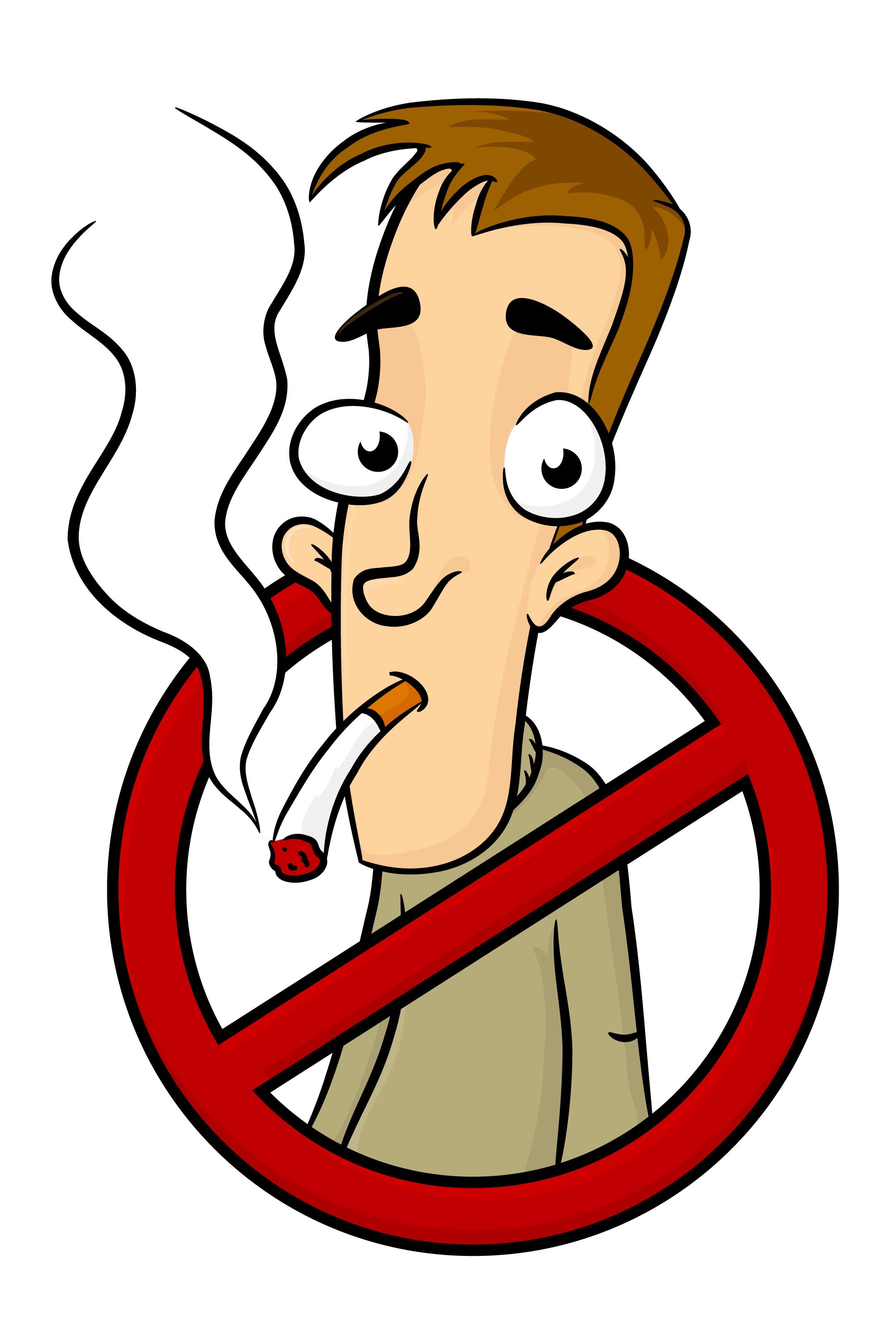Anti Smoking Clip Art ...