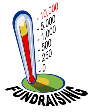 Pix For > Fundraising Thermometer Clip Art