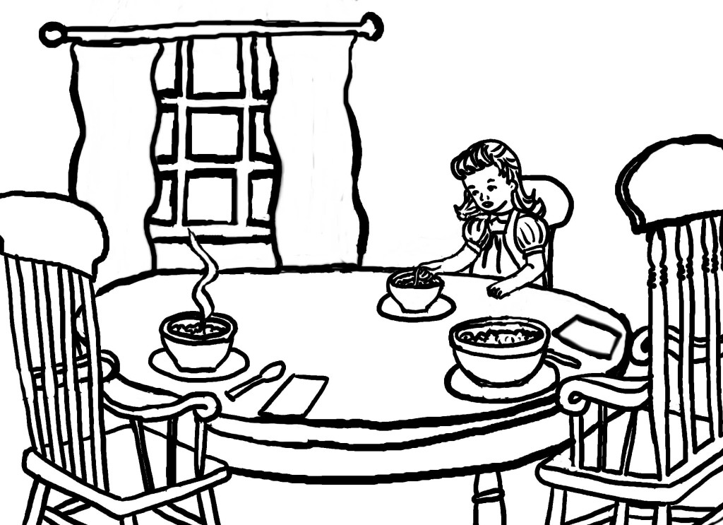 Fairy Tales Coloring Book | Coloring Pages For Kids