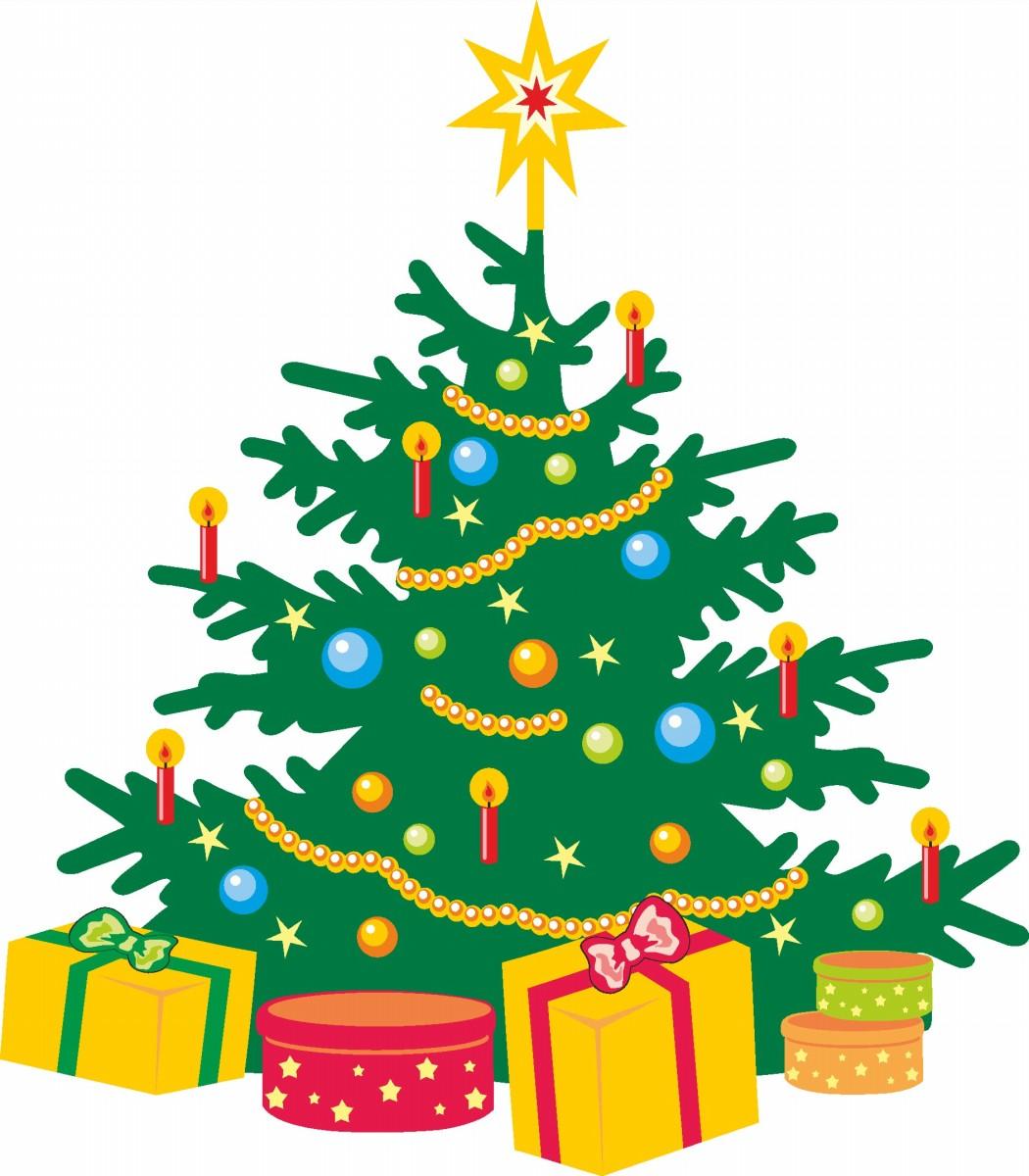 Cartoon Christmas Trees - Cliparts.co