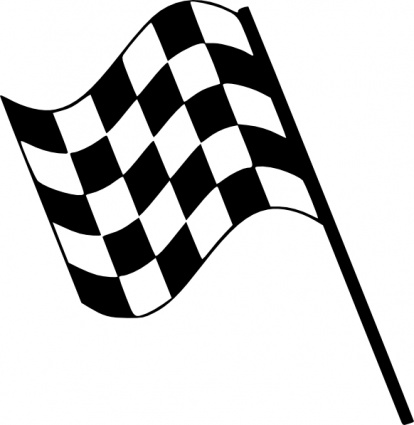 Clip Checkered Racing Flag | web backgrounds auto racing