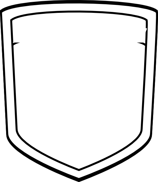 Blank Shield Soccer clip art - vector clip art online, royalty ...: cliparts.co/blank-crest-template