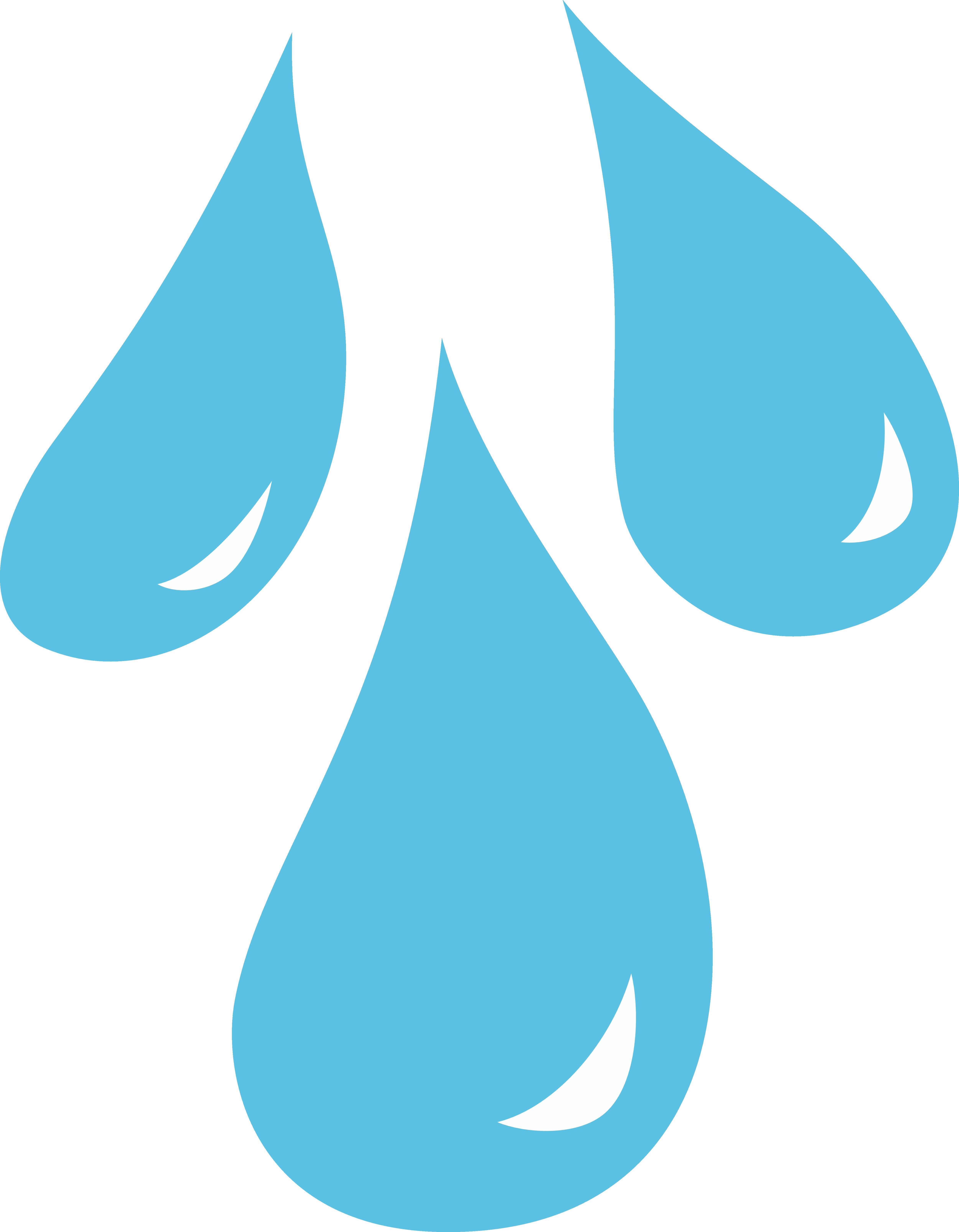 Fabricaciop Rain Drop Coloring Page