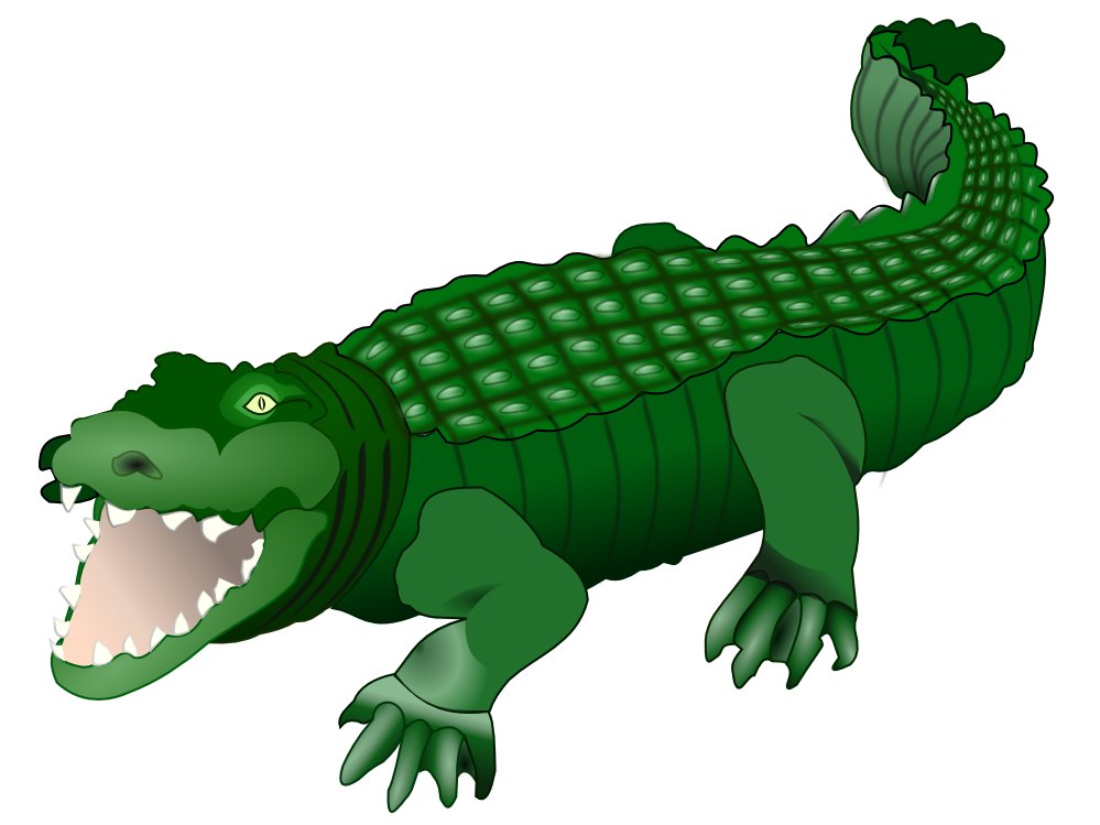 Crocodile Clipart - Cliparts.co