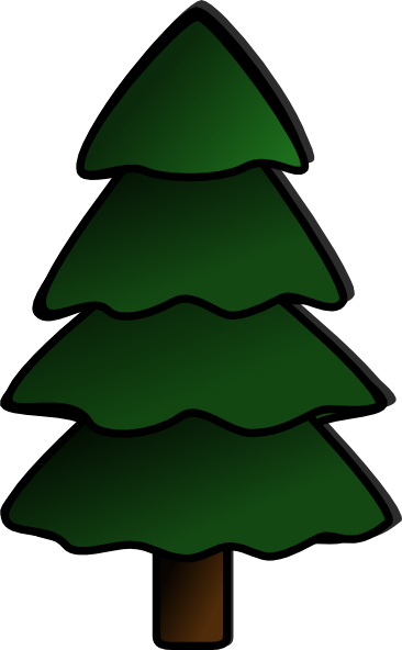 Cartoon Pine Tree - ClipArt Best