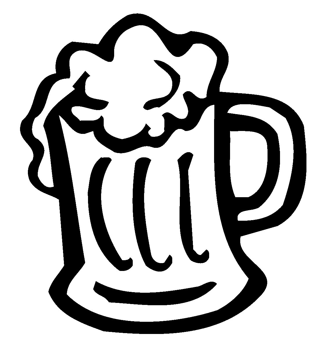 beer stein clipart free - photo #12