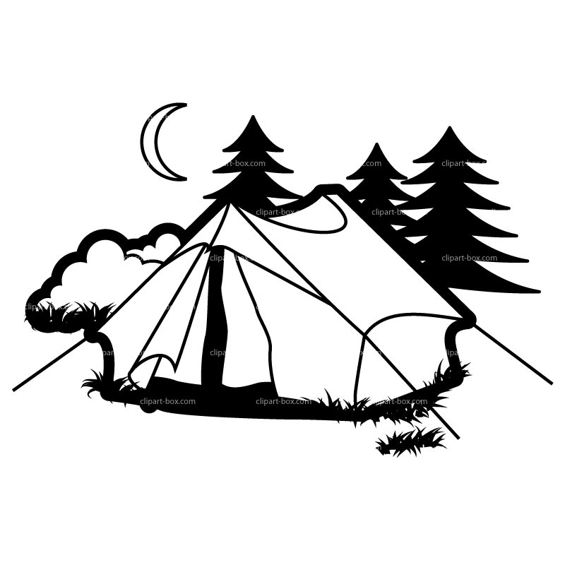 Camping Clipart - Cliparts.co