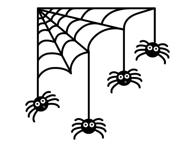 Halloween spiders pictures for Animated spider halloween decoration