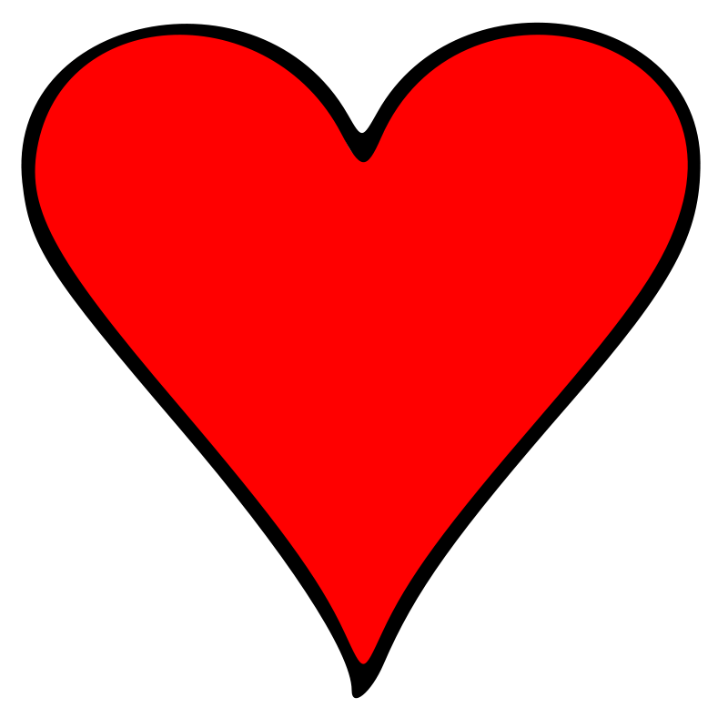 Clip Art Heart Pictures - Cliparts.co