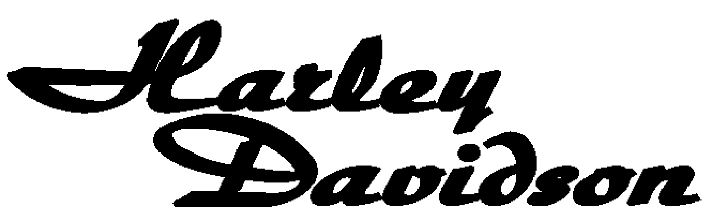Gallery For > Harley Davidson Logo Outline