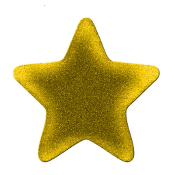 Large Gold Stars - Cliparts.co