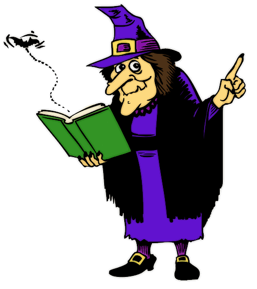 Halloween Witch Clip Art Cliparts Co