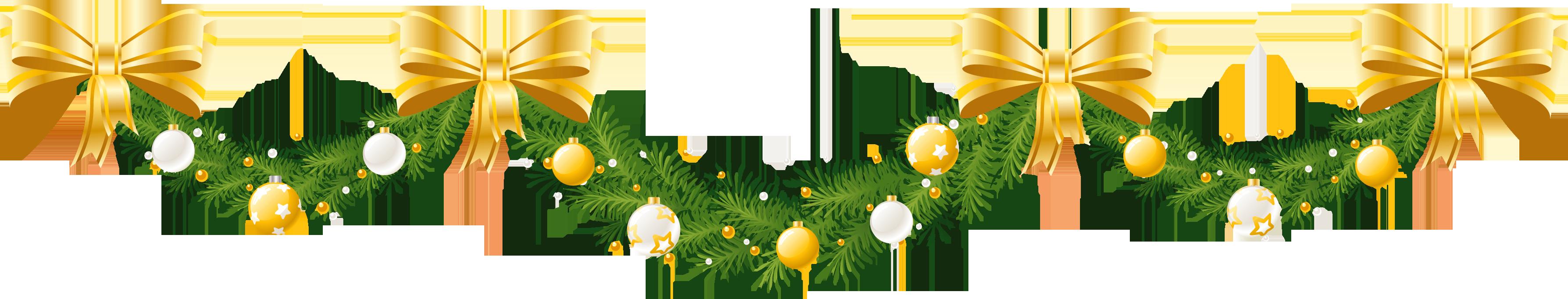 Christmas Garland Clip Art - ClipArt Best
