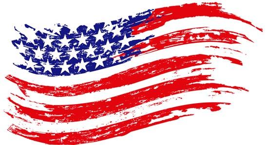american flag vintage vector - photo #29