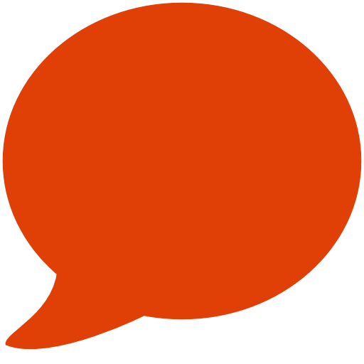 Soylent red speech bubble icon - Free soylent red speech bubble icons