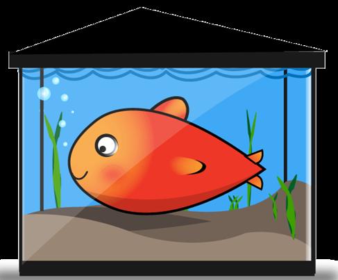 fish tank clipart rh worldartsme com fish aquarium clipart Empty Fish Tank Clip Art