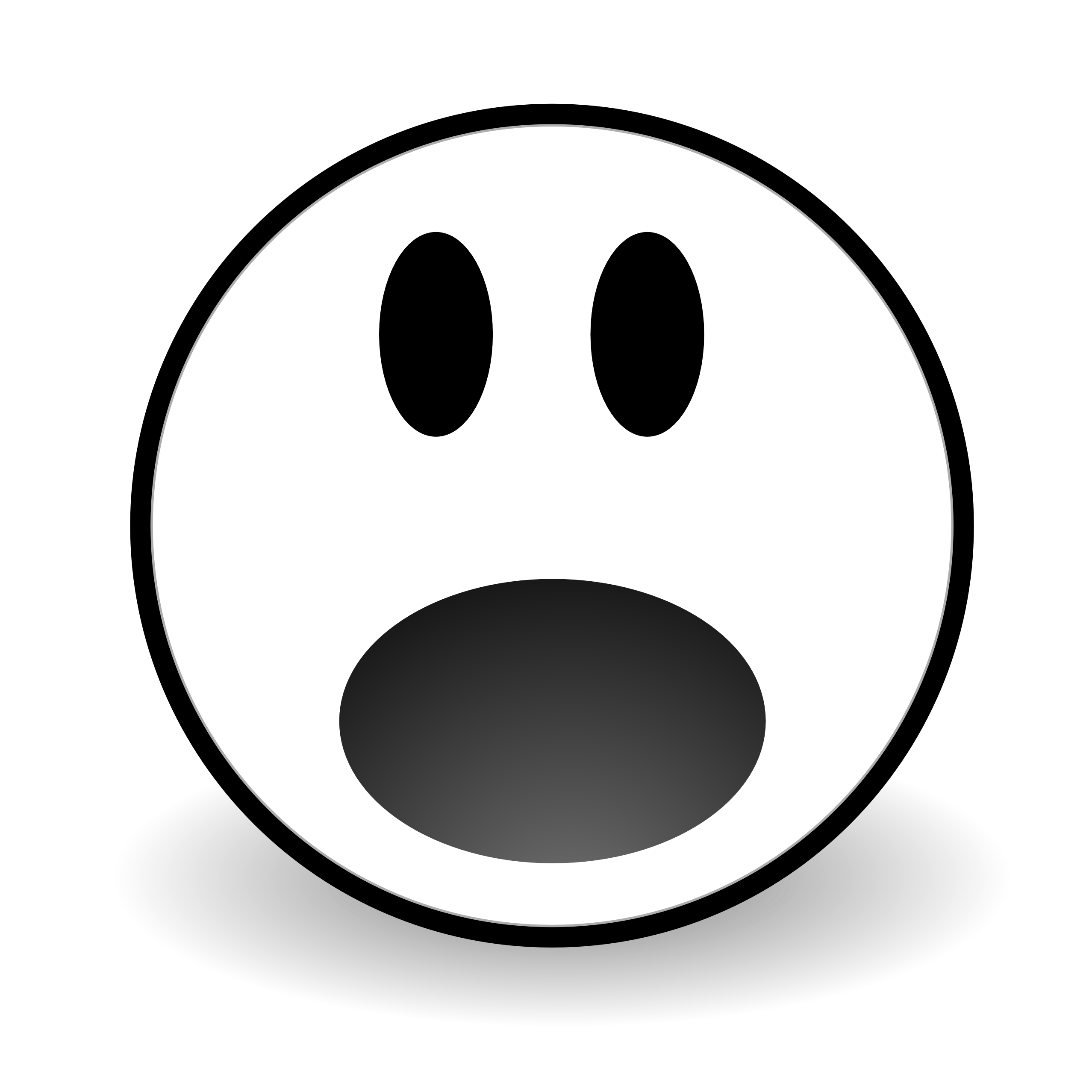 surprised face clipart rh worldartsme com