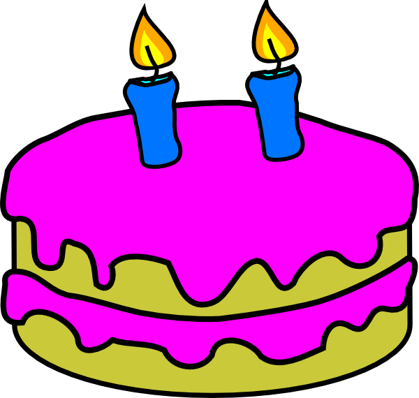 Birthday Candle Clip Art - Cliparts.co