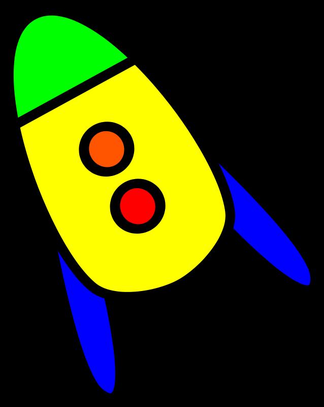 Cartoon Rocket Ships - Cliparts.co