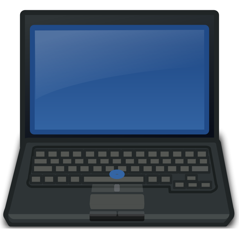 Computer Keyboard 2 Clip Art Download