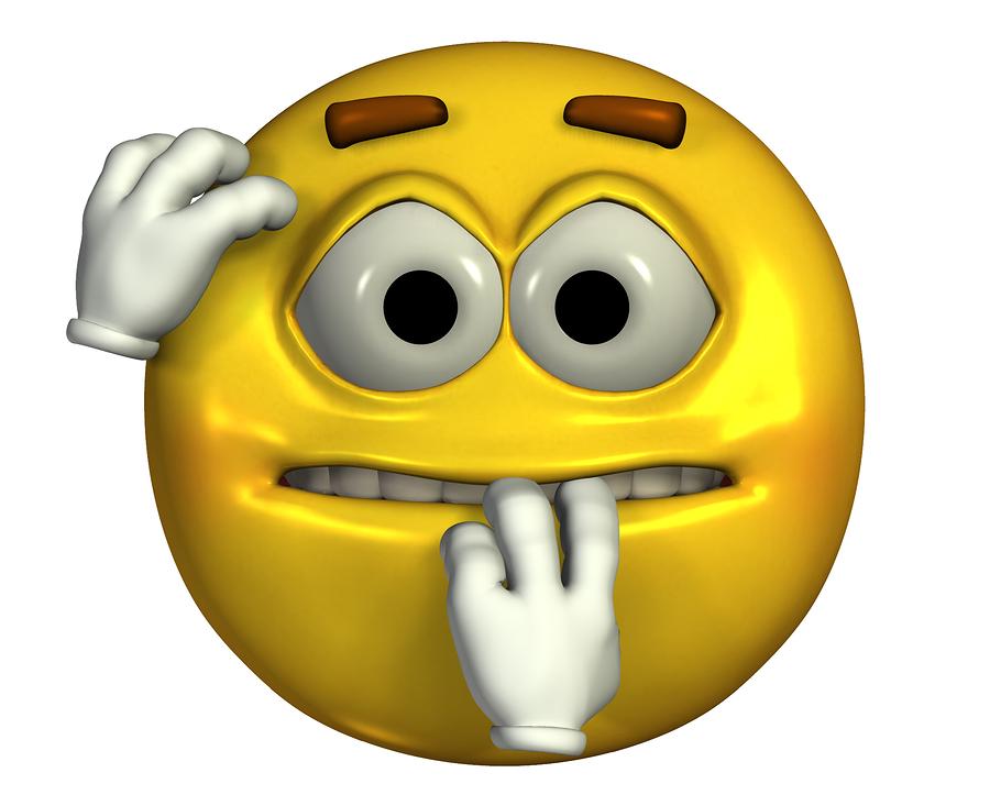 Worried Emoticon - Cliparts.co