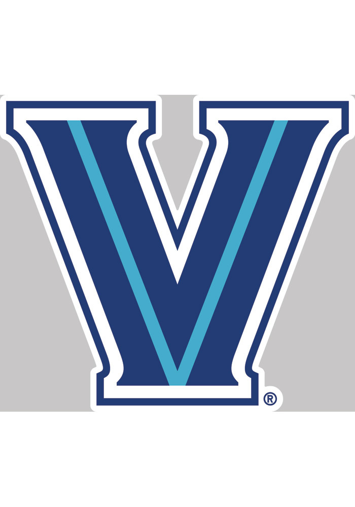 Villanova Wildcats 4x5 Logo Auto Decal