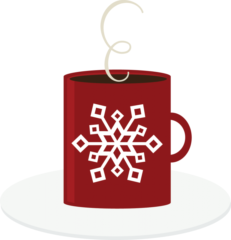 Pix For > Christmas Hot Cocoa Clip Art