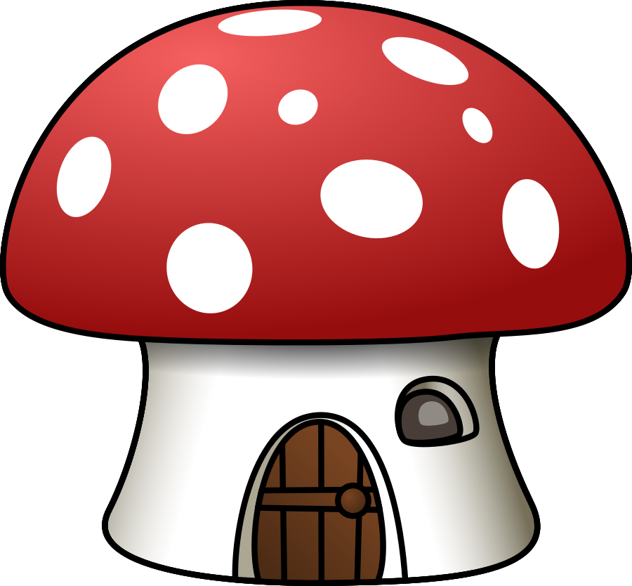 Mushroom Seta medium 600pixel clipart, vector clip art: cliparts.co/mushroom-cloud-vector