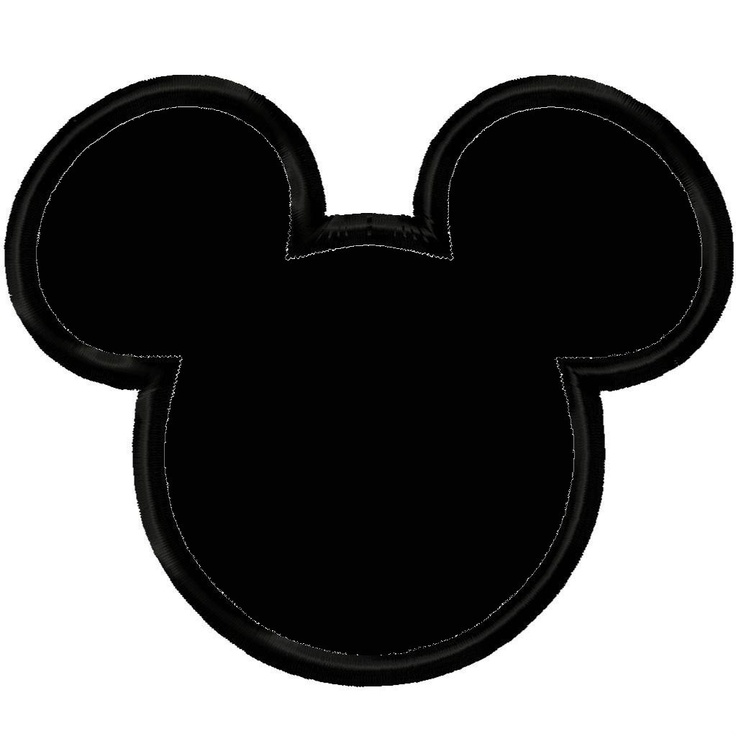 Mickey And Minnie Mouse Head Clip Art | Clipart Panda - Free ...