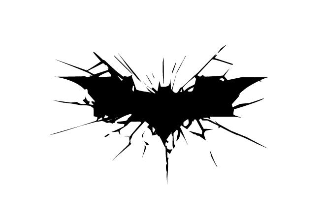 batman zeichen  clipartsco