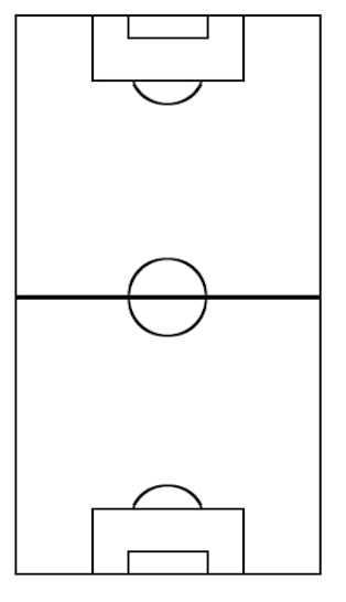 Free Printable Football Field Diagram Keep Healthy Eating