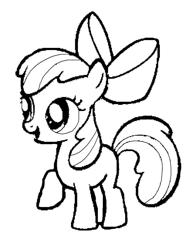 Co colouring in pages my little pony - Co Coloring Pictures For My Little Pony My Little Pony Coloring Pages Rarity19 Smilecoloring Com