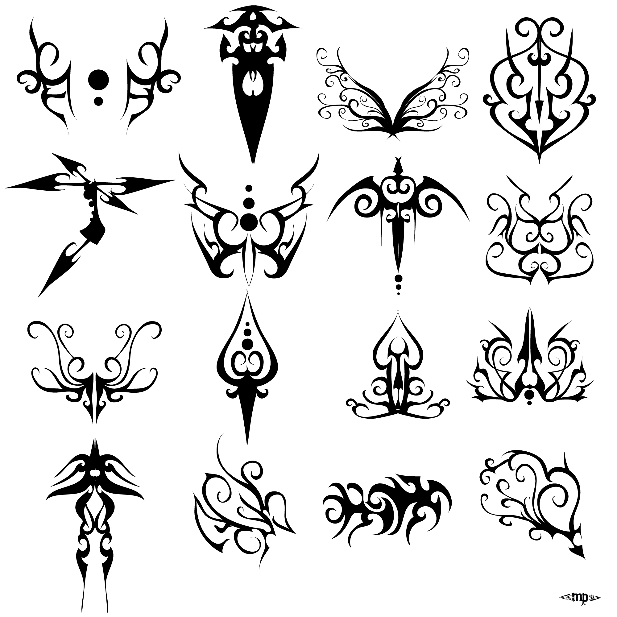 Simple tattoo designs to draw for men for Designs for drawing easy