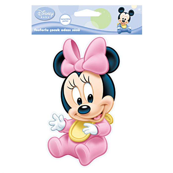 Baby Minnie Mouse Clip Art - Cliparts.co