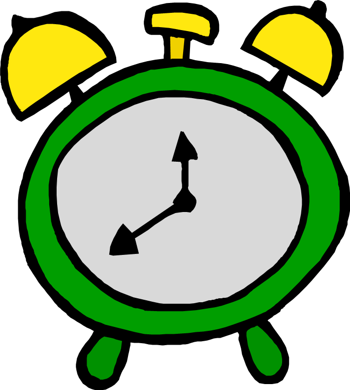 Free Clip Art of Clocks and Time  Free Teacher Clipart